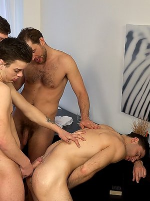 Wank Party # 93, Part 2 - RAW