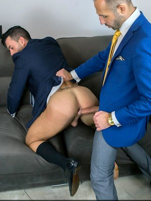 "Hot muscle hunk ANDY STAR gets pounded by Super Hung VADIM ROMANOV in ""Priceless"""
