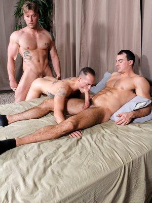 John Hawkins, Alex James & Richard Buldger