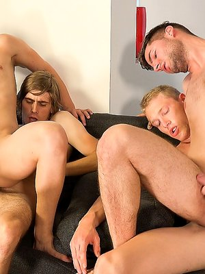 Wank Party #99, Part 2 - Raw