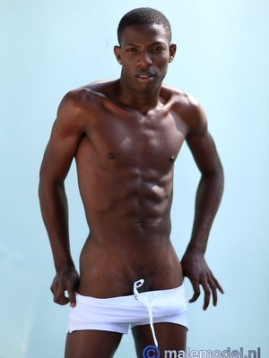 Vergill beautiful black twink