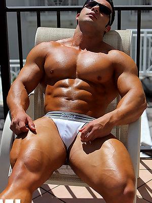Anton Buttone naked