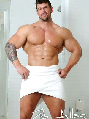 Bathroom Fantasy. Zeb Atlas.