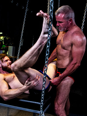 Dungeon  Featuring: Brian Bonds & Dale Savage