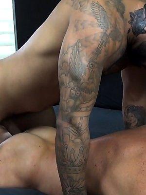 Rikk Dicks Muscleboy Matt