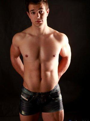 Sergio M fitness model spain