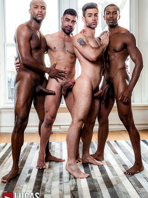 Sean, Andre, Wagner, And Lucas Swap Partners