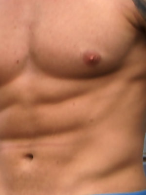 Straight Personal Trainer Callum - Rock Hard Uncut Throbbing & That's at the Start!